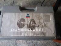 10kg Weight of Dumbells