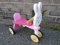Bunny scooter