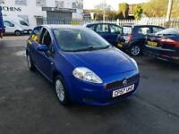 2008 FIAT GRAND PUNTO. 1.4 PETROL. PX TO CLEAR