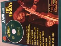 Jam with The Eagles Guitar Book