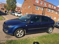 2007/07 Ford Focus 1.6 zetec climate Diesel only £1495