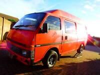 Bedford midi camper/van project