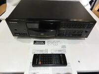 Pioneer Precision PD-8700 Stable Platter Audiophile Cd Player Mint Condition