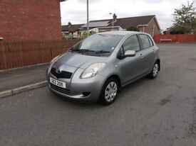 2006 Toyota Yaris T3, long MOT - trade ins & swaps welcome - delivery available