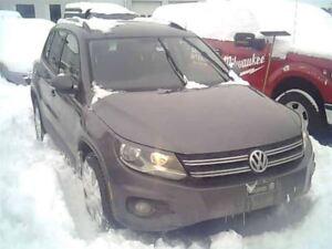 2014 Volkswagen Tiguan 4 MOTION A/C MAGS À VENIR