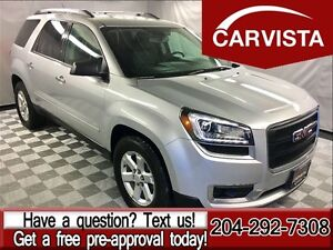 2014 GMC Acadia SLE1 AWD - BACK UP CAM/8 PASSENGER -