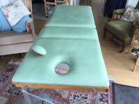 Physio Med full size massage couch
