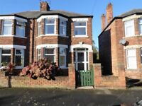 SPACIOUS 3 bedroomed SEMI DETACHED property situated in the HU13 area of Hessle