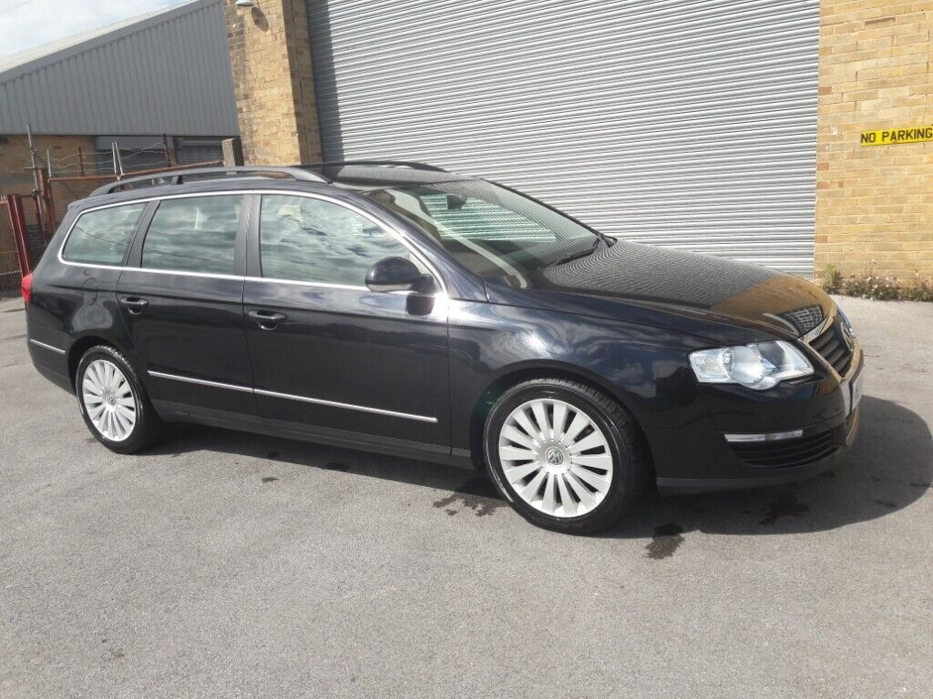 VW Passat Estate (2008) 2 0 TDI Highline, Auto, 85000 miles, fully loaded  with extras! | in Poole, Dorset | Gumtree