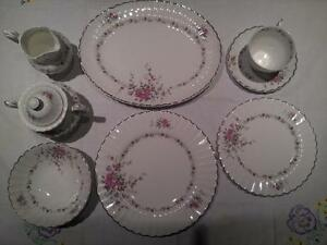 Dinning Set J & G Meakin Classic White