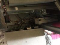 Mutoh rj900 printer spares or repair sublimation / dye / solvent printer