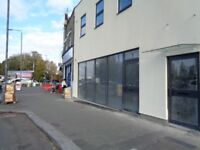 New Build Shop/Office to let on the Purley Way, Croydon, No agency fees, Immediately available