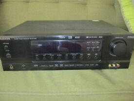 SHERWOOD AUDIO/VIDEO RECEIVER