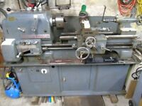 "Harrison Swing 12"" Lathe good working order."