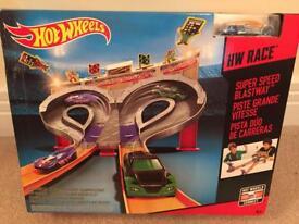 Brand New - Never Opened Hot Wheels Super Speed Blastway