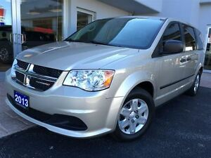 2013 Dodge Grand Caravan SE ONE OWNER!!!