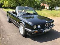 1987 BMW E30 320i Convertible