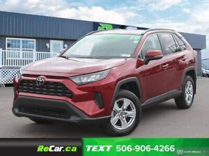 2019 Toyota RAV4 LE HEATED SEATS | BACK UP CAM | ONLY 14KM