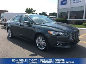 2016 Ford Fusion SE EcoBoost AWD|NAV| Only 9721 km!