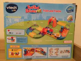TOOT TOOT DRIVERS TRAIN SET