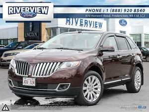 2012 Lincoln MKX Limited $209 Bi-weekly!!!