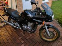 Honda CB500S 2002