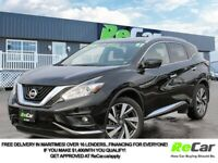 2017 Nissan Murano Platinum REDUCED   SUNROOF   BACKUP CAM  ... Fredericton New Brunswick Preview