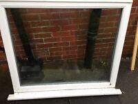 Non-opening UPVC Window £50