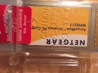 Netgear RangeMax WPN511 Wireless PC Card