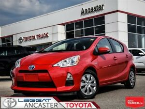 2014 Toyota Prius c Upgrade Package ONLY 30611 KMS!!