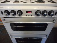 NEWWORLD DOUBLE CAVITY ALL GAS COOKER**IMMACULATE**
