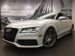 2014 Audi A7 TECHNIK S-LINE BLACK OPTICS BOSE