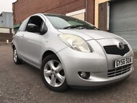 Toyota Yaris 2007 1.3 T Spirit Multimode 3 door AUTOMATIC, 3 MONTHS WARRANTY, 2 OWNERS, BARGAIN