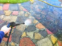 Jet washing service for all patios and driveways in and around the Eastbourne/Pevensey are.