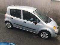 Renault Modus 1.5 dci 2005 new mot