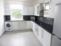 Bell Lane , Hendon - A newly decorated spacious three bedroom flat located above shops