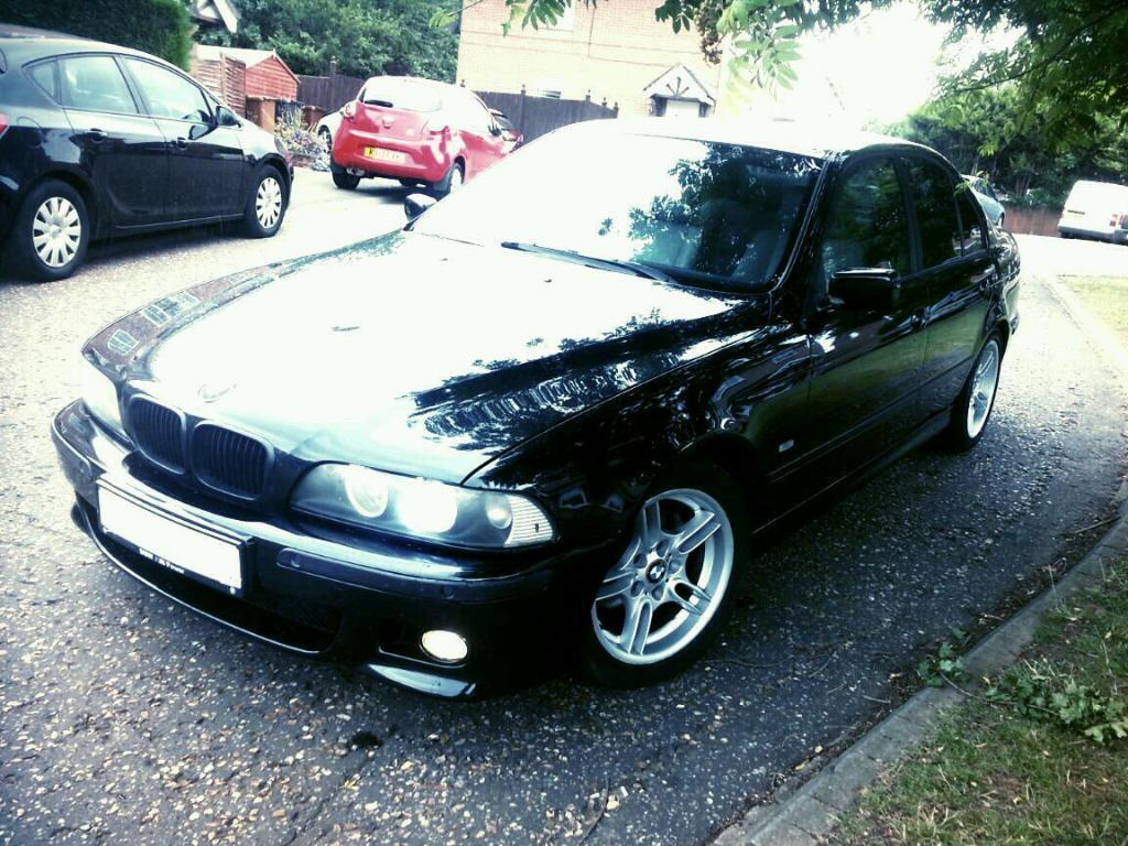 bmw e39 525d m sport in northampton northamptonshire gumtree. Black Bedroom Furniture Sets. Home Design Ideas