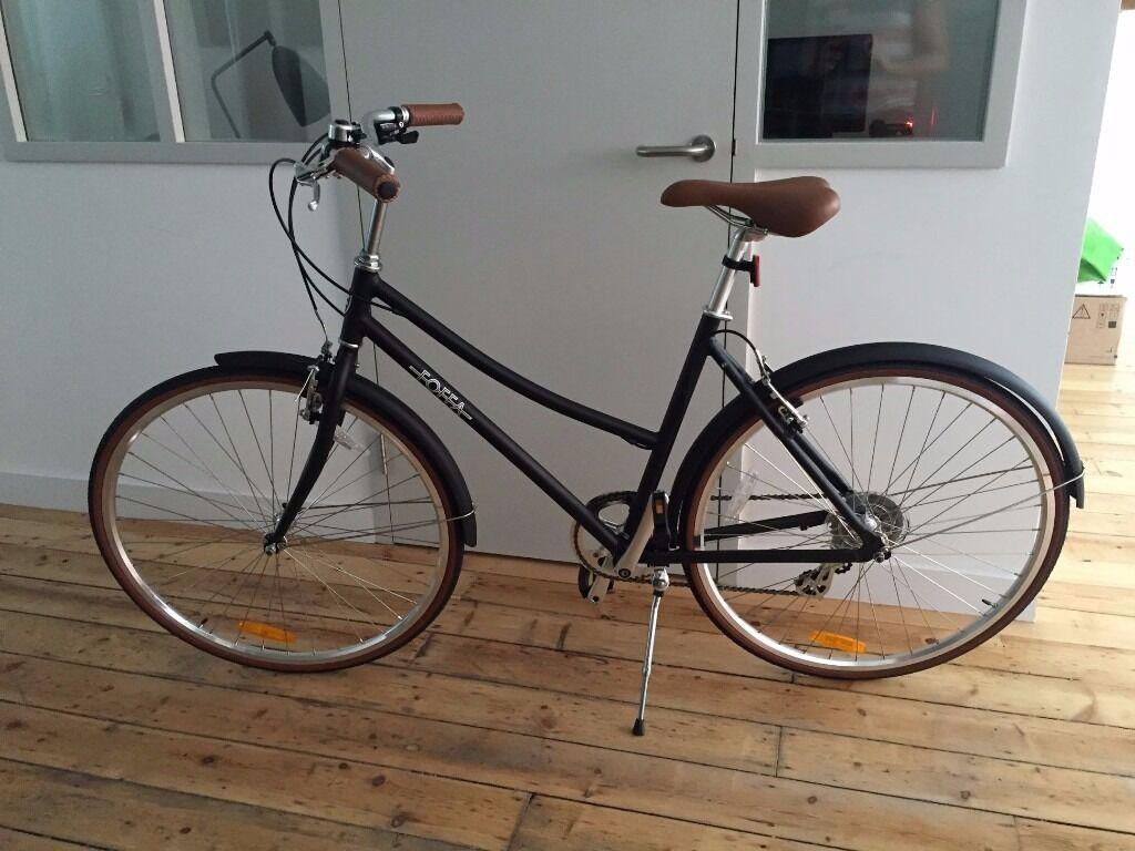 Lightweight Bike Foffa Plume Black In City Of London London