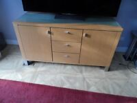 Table, Sideboard & 6 Chairs ( Large)