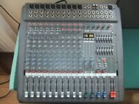 Dynacord Powermate 1000 MK2 mixer in great condition