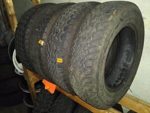 175/70R/14 GOODYEAR NORDIC WINTER TIRES LIKE NEW TREAD 14 INCH 175/70R/14