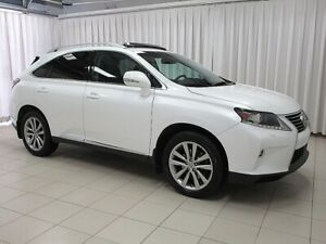 2015 Lexus RX 350 AWD SUV w/ HEATED LEATHER, MOONROOF & BACK UP