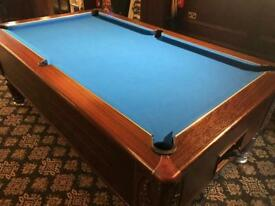 Pub pool tables - 7 x 4 ft - brand new cloth - ask about delivery