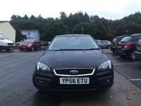 Ford Focus with 12 mouths mot