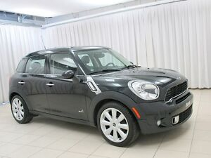 2011 MINI Cooper S COUNTRYMAN ALL4 AWD w/ PANORAMIC ROOF & HEATE