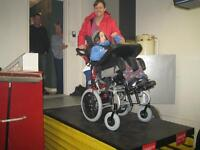 WHEEL CHAIR  ETC.  LIFT REDUCED PRICE