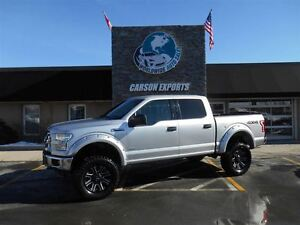 2016 Ford F-150 XLT! MONSTER LIFT! FINANCING AVAILBLE!