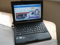 Toshiba windows 7 netbook with office installed in perfect working order bargain £35.00