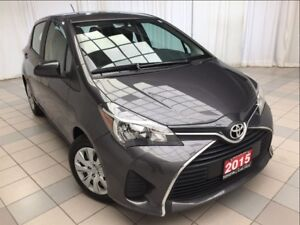 2015 Toyota Yaris Convenience Package *JUST 38,417 KM!*