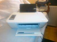 HP deskjet 2544 print/ scan/ copy printer for sale. 10 pounds